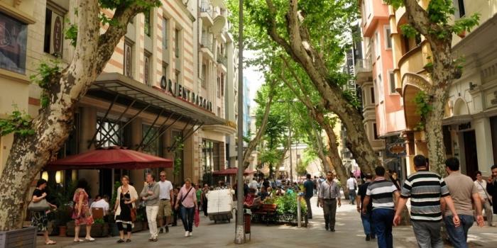 İstiklal caddesi kriz
