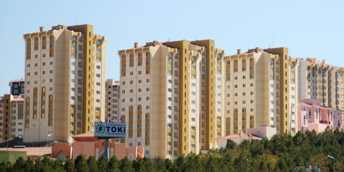 Nevşehir Gülşehir Toki Evleri teslimleri bugün başladı