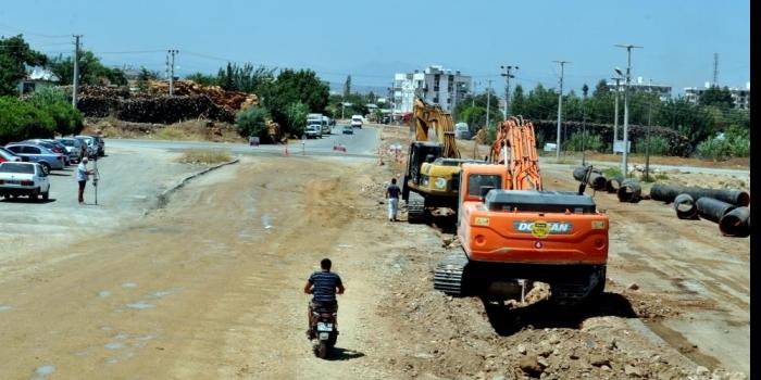 Suphi Türel Caddesi dev projelerle Değer kazanıyor