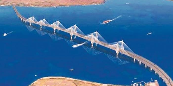 Çanakkale köprüsü otoyol güzergahı