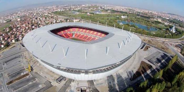 Stadyum inşaatları