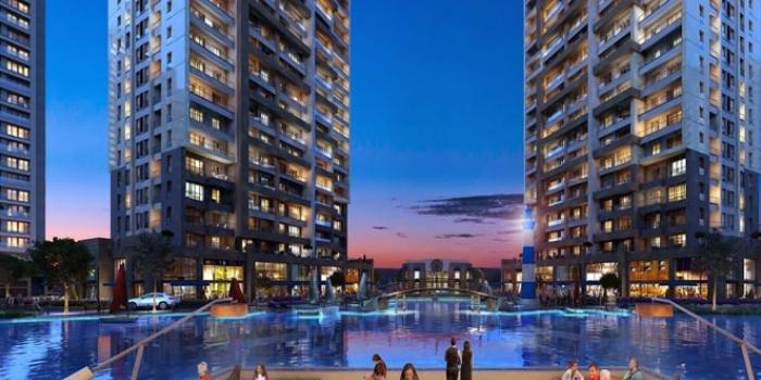 Marina Ankara satılık daire fiyatları 293 bin TL'den başlıyor