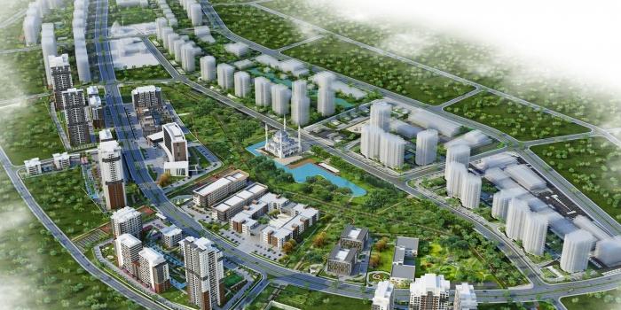 Tual Bahçekent ticari üniteleri ihaleye çıkmaya hazırlanıyor