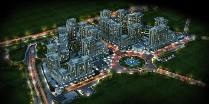 Anadolu'nun Temaşehir'i 700 milyonluk yatırımla Konya'da yükseliyor