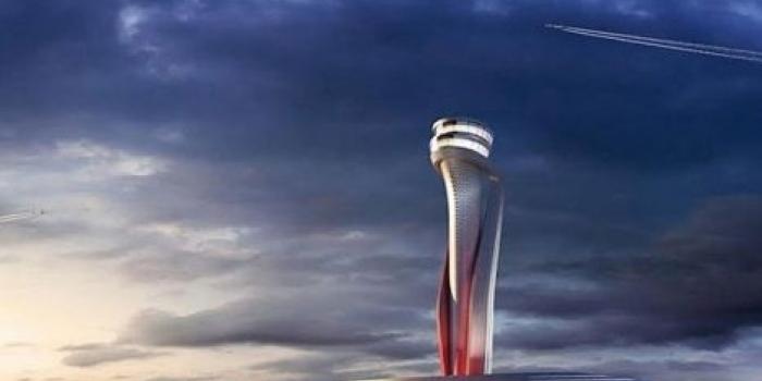 Hava Trafik Kontrol Kulesi'nin temeli atıldı