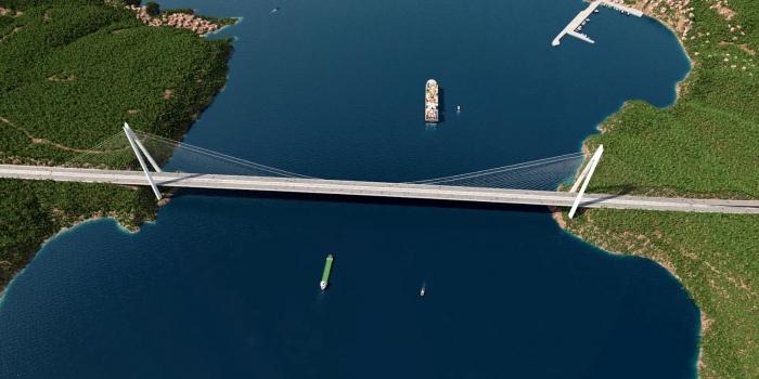 Türkiye'nin en yeni mega projesinin ihalesi 26 Ocak'ta