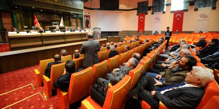 ATO'da istifa depremi: Osman Gökçek adaylığını açıkladı