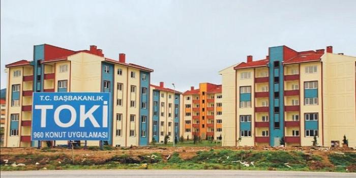 Gaziantep Güzelvadi Toki Evleri teslimleri bugün başladı