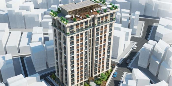 Erka Konsept Kağıthane daire fiyatları 444 bin TL'den başlıyor