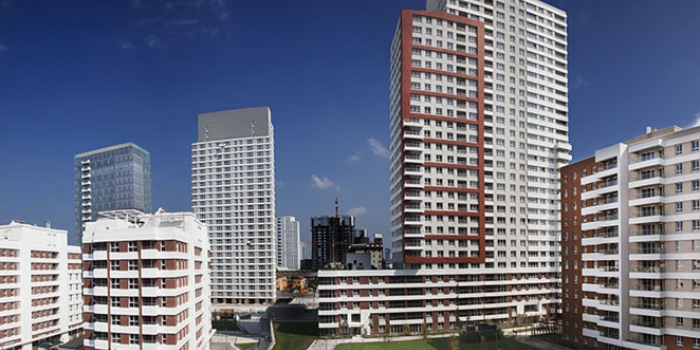 Nurol Park Güneşli'de 509 bin TL'ye 2+1 daire