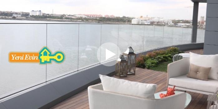 Yeni Evin: Seapearl Ataköy