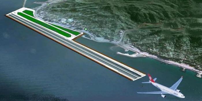 Ordu giresun havalimanı projesi