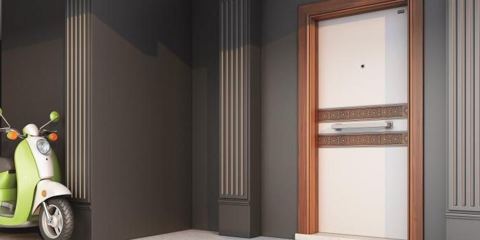 Sur Çelik Kapı 'Selçuklu' serisi ile evinizde