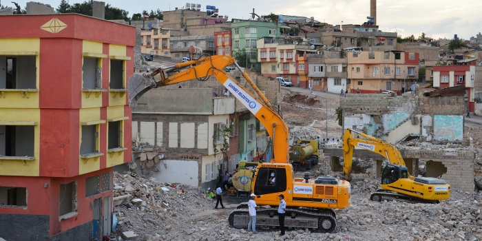 Kentsel dönüşümde yatırımcıya engel yok