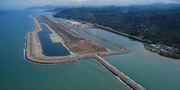 Rize artvin havalimanı projesi