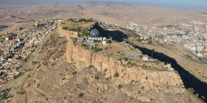 Mardin'in 11 yüzyıllık kalesi restore ediliyor