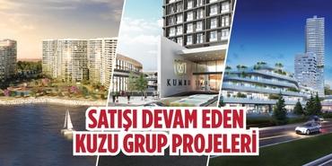 Satışı devam eden Kuzu Grup Projeleri