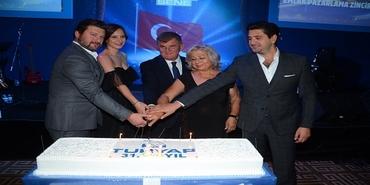 Turyap 31'inci yılını kutladı