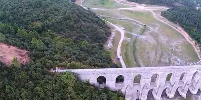 İstanbul'un iki aylık suyu kaldı