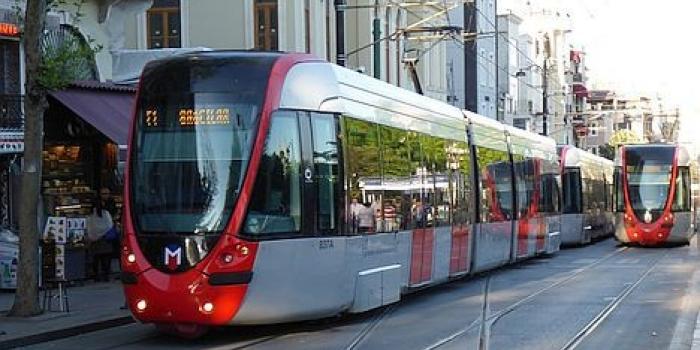 Kabataş Bağcılar tramvay hattı yer altına iniyor