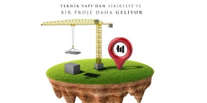 Teknik Yapı'dan Uplife Kadıköy!