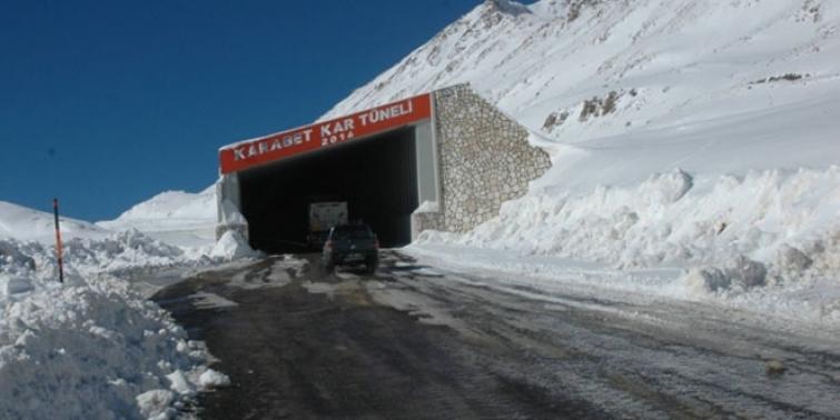 Türkiye'nin ilk prefabrik tüneli