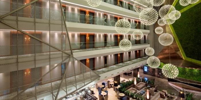 DoubleTree by Hilton Piyalepaşa Oteli Londra'dan ödülle döndü