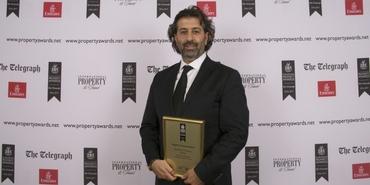 Sea Homes'a European Property'den ödül