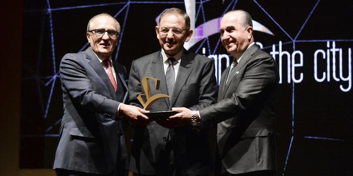 GYODER'e 'Milletin Meclisini Millet Yapar' ödülü