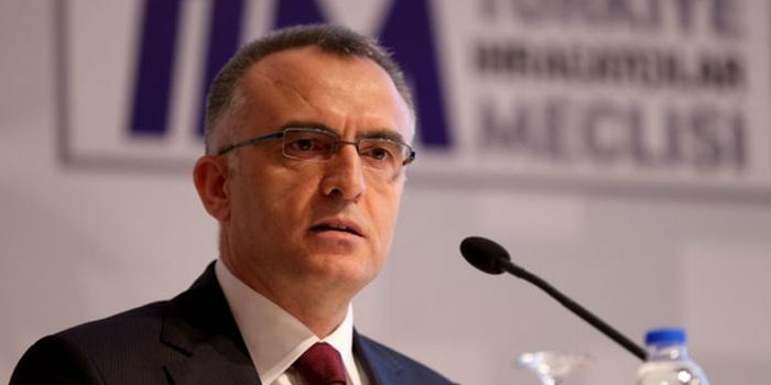 Maliye Bakanı açıkladı:Ekonomi yavaşlıyor, ama sorunun farkındayız