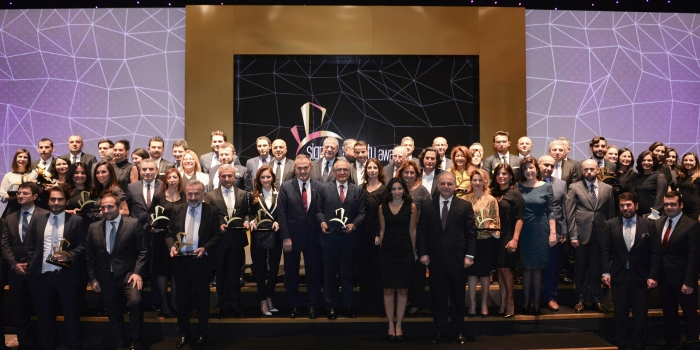 Sign of the City Awards 2016'da hangi projeler ödül aldı?