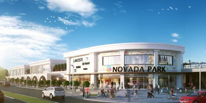 En İyi AVM ödülü Novada Park Şanlıurfa'nın oldu