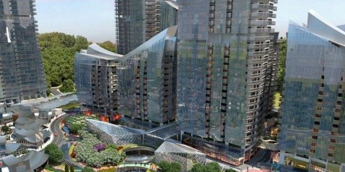 Maslak 1453 projesinde yüzde 5 peşinatla satılık daire