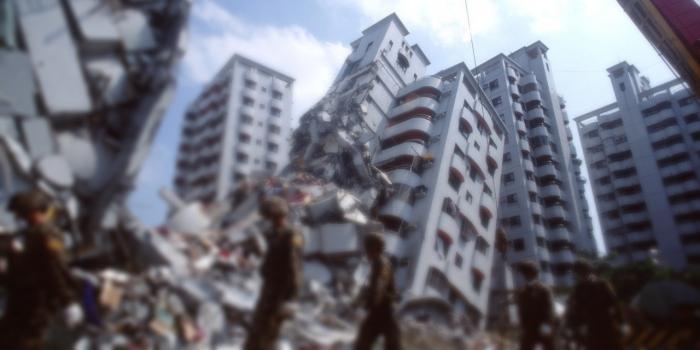 Bursa depremi