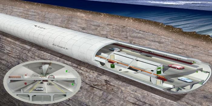 Avrasya Tüneli açılışı için geri sayım başladı
