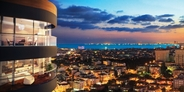 The Mandarins Acıbadem'de solar cam ile enerji tasarrufu