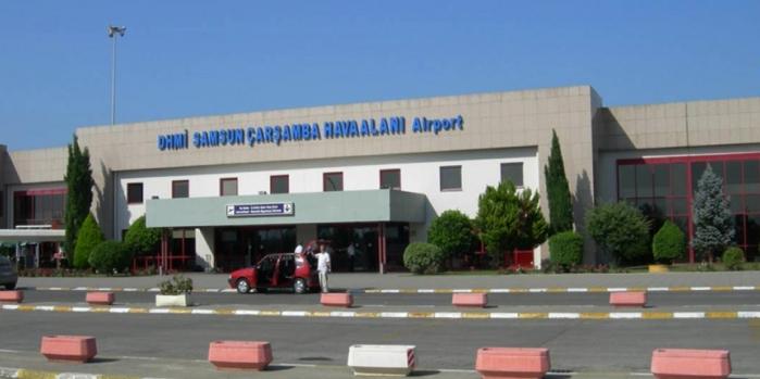 Samsun Havalimanı ulaşıma kapanıyor