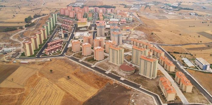 Son bir yılda konut fiyatları en çok Balıkesir'de yükseldi