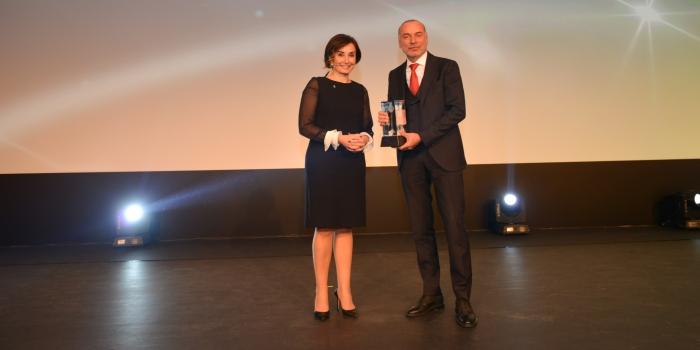 2016 Türkiye mükemmellik ödülü DYO'nun