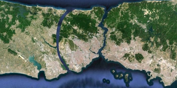 Kanal İstanbul'a 100 bin konut, 500 bin nüfus eşlik edecek
