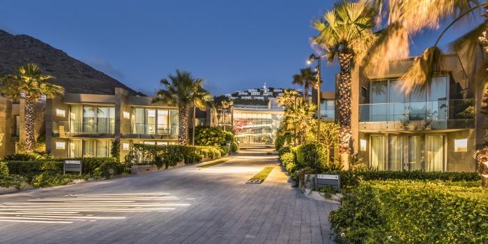 Bodrum Swissotel'e 'En İyi Sahil Oteli' ödülü