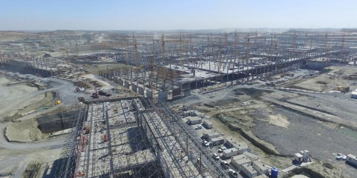 3. havalimanı inşaatı son durum
