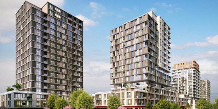 Akzirve Strada Bahçeşehir'de yüzde 1 peşinat fırsatı