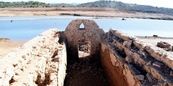 Bodrum'da 3 asırlık köy bulundu