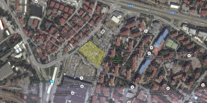 İş GYO Kadıköy'de arsa satın aldı