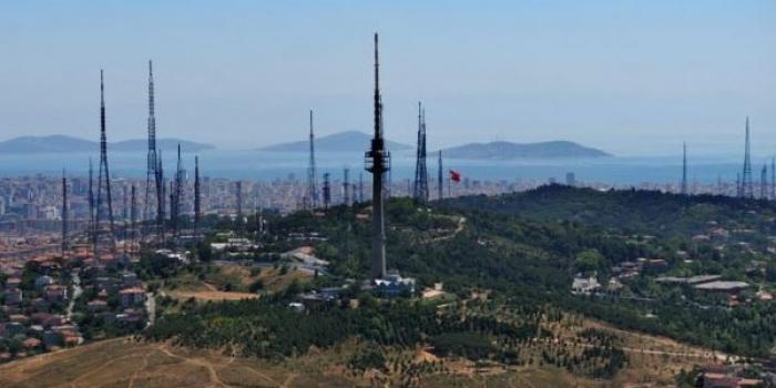 Çamlıca Kulesi 2017 yılında tamamlanacak