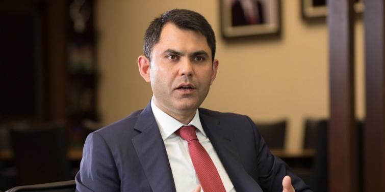 Emlak Konut Azerbaycan'da Türkiye'ye yatırım fırsatlarını anlattı