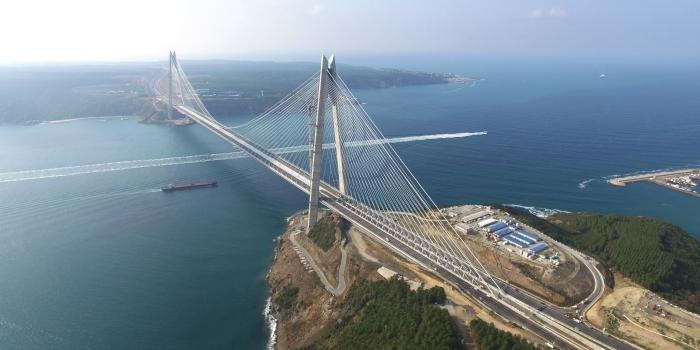 Türk sigortacılık tarihinde bir ilk: 3. Köprü 3 milyar dolara sigortalandı