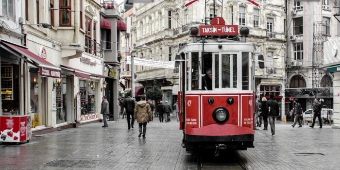 Dünyanın en pahalı 16'ncı caddesi İstanbul'da