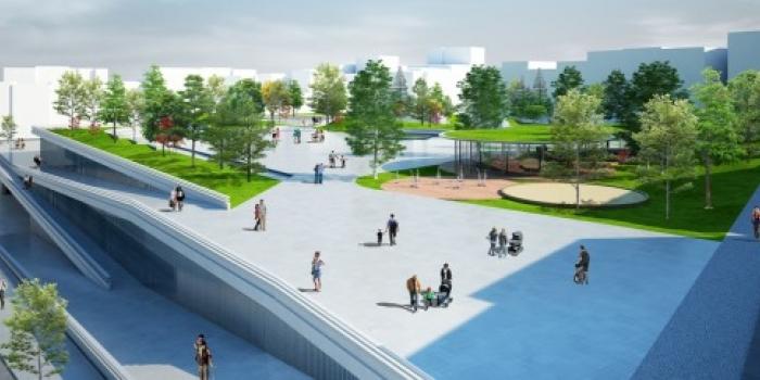 Gaziosmanpaşa Meydan Projesi ihaleye çıkıyor